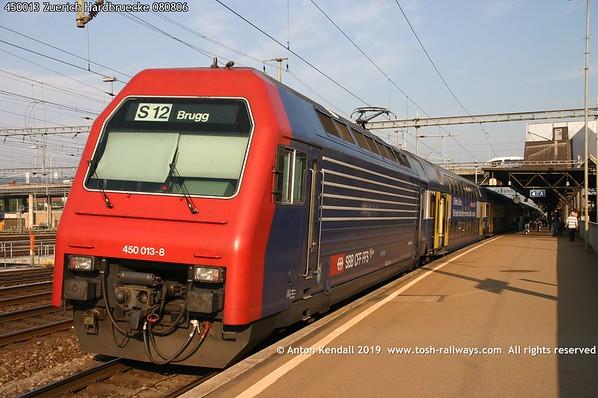 450013 Zuerich Hardbruecke 080806