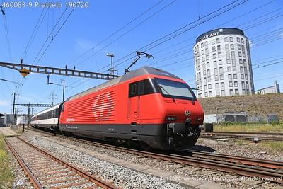 460083-9 Pratteln 190720
