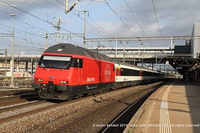 460013-6 Zuerich Hardbruecke 010618