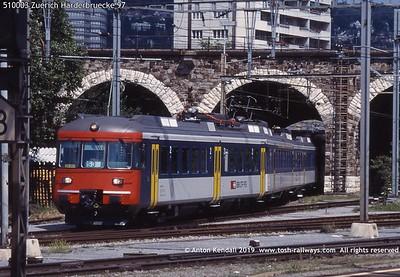 510003 Zuerich Harderbruecke 97