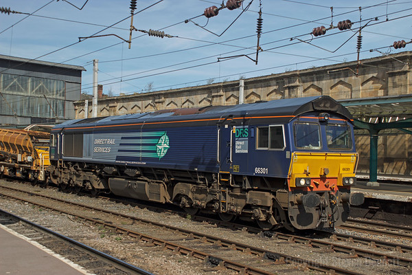 Class 66/3 Locomotives