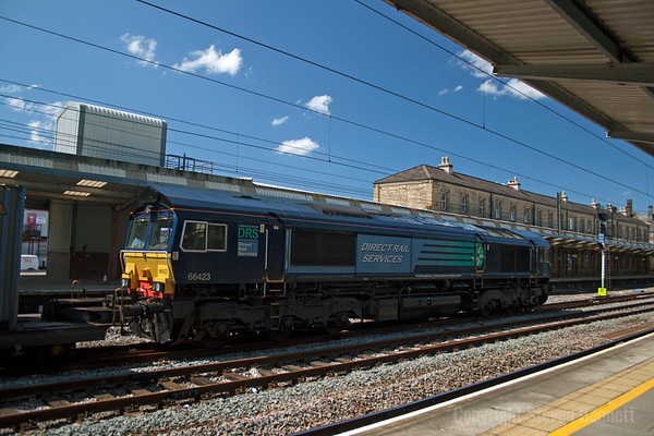 Class 66/4 Locomotives