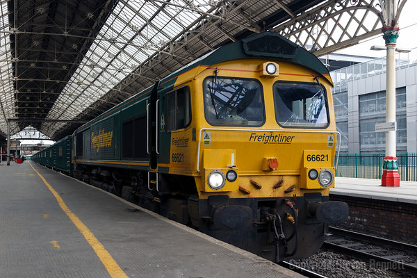 Class 66/6 Locomotives