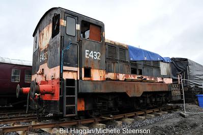 Downpatrick Railway. 10th December 2010