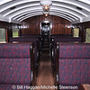 A superb restoration job on this former Belfast & County Down Railway passenger coach.