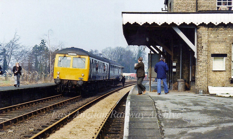 RCTS special st Histon 7th May 1979