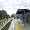 Thirty years on, a shot from about the same location as the previous photo, in guided busway days. 16th November 2009.