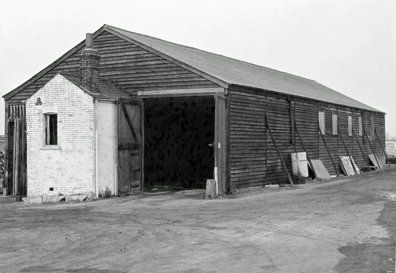 Chatteris. Goods shed.