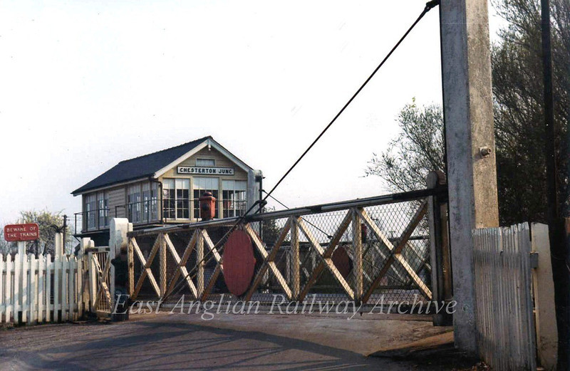 Chesterton Junction