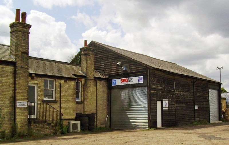 Histon Goods Shed.  18th June 2011
