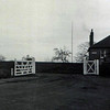 Chatteris. Crossing gates unknown location.