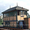 Histon Signal Box..17th August 1980
