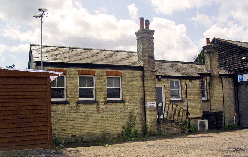 Histon Goods Office. 18th June 2011
