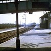 A St Ives to Cambridge dmu leaves the Kettering branch platform on 4th March 1967. Photo with kind permission of Stewart Ingram.