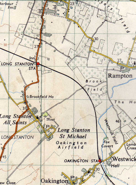 Oakington to Longstanton