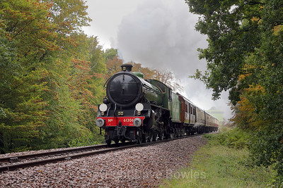 11th October 2019 Bluebell Giants of Steam