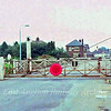 Norwood Road Crossing Gates, March.  21st June 1979.
