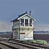 Black Bank Signal Box.  3rd May 1979