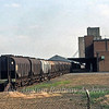 Grain wagons at Chettisham.