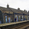 Brandon. Station buildings on the down platform.  27th March 2010.