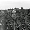 Wymondham South Junction.  20th June 1977