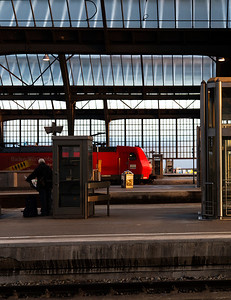 Karlesruhe Huptbahnhof
