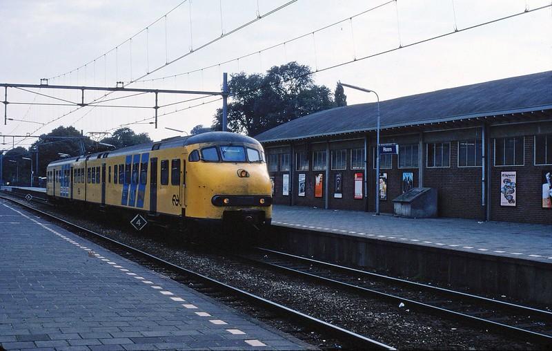 Hoorn. 29th September 1982