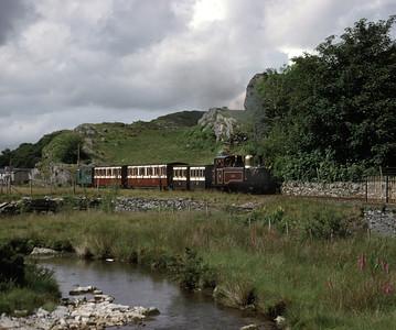 Festiniog Railway- Scanned Images