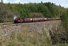 David Lloyd George – drifting downhill at Cei Mawr 13.40 Blaenau Ffestiniog - Porthmadog 2/05/09