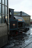 On 10 November 2012 I I took part in a photo charter on the Ffestiniog railway, Stanhope is outside the shed at Boston Lodge