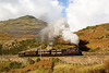 I believe that the tank was no longer used for watering after tan-bwlch station was opened.   Palmerston on another run-past 4 November 2013