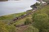 David Lloyd George 1600 Porthmadog - Blaenau Ffestiniog alongside Llyn Ystradau 2/05/09