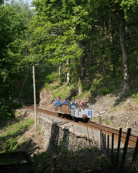 Riding the Gravy Train - three RAF Hudsons and a Bo-Coal on a Gravity trip at gysgfa 5/5/07