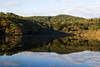 perfect reflection in Llyn Mair.   Early morning 15/10/11
