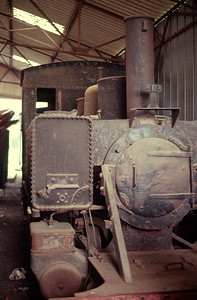 In the shed at Pithiviers is alco-cooke 2-6-2T no 3-20