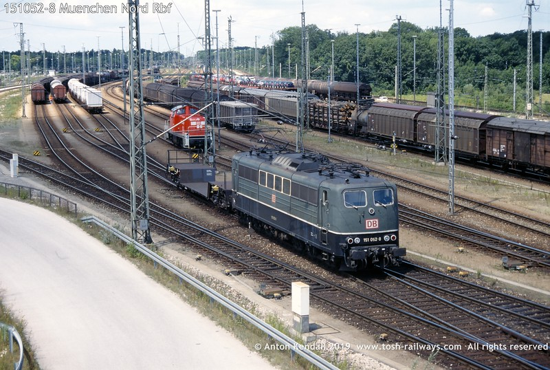 151052-8 Muenchen Nord Rbf