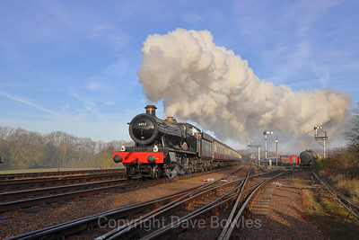 5th February 2020. 4953 at the GCR
