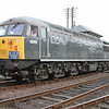DC Rail Operated 56 312  Jeremiah Dixon and 26 038 returning to Bo'ness yard after their turn of duty