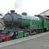 LNER D49 No 246 Morayshire at Bo'ness _04/01/09