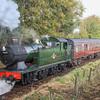 GWR 0-6-2T 5643