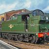 GWR 0-6-2T No 5643