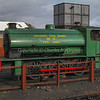 NCB No 19<br /> SRPS Core Collection, acquired 1985.<br /> Built 1954, Hunslet Engine Co., Leeds. Works No.3818.