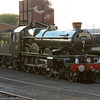 5043  Earl of Mount Edgcumbe at Bo'ness being watered and coaled