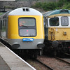 """41 001  <br /> HST Prototype power car and <br /> 33 109 """"Captain Bill Smith RNR"""""""
