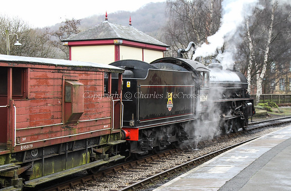 Keighley and Worth Valley Railway Spring Steam Gala 2017