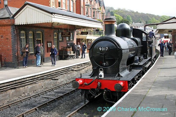 Llangollen Railway - Steel, Steam & Stars II Gala - 23rd/24th April 2009