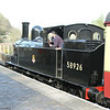 "Ex LNWR 0-6-2T ""Coal Tank"" No 1054/ 58926"