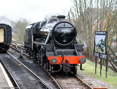 Mid Hants Railway (Watercress Line) 2012