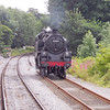 80105 running around train at Redmire