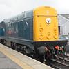 20 020 on loan from Bo'ness Railway at Leeming Bar